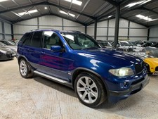 BMW X5 4.8is Station Wagon 5d 4799cc auto INDIVIDUAL EXAMPLE