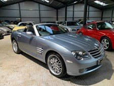 Chrysler Crossfire 3.2 Roadster Convertible 2d 3199cc