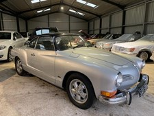 Volkswagen Karmann Ghia 1.6 LHD Recently Restored Rust Free & Superb