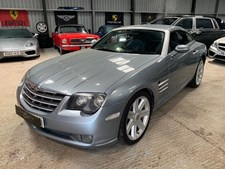 Chrysler Crossfire 3.2 Coupe 2d 3199cc