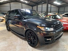 Land Rover Range Rover Sport 3.0 SD V6 (306hp) 4 m X4 HSE Dynamic (s/s) Station Wagon 5d 2993cc CommandShift 2 AUTOBIOGRAPHY SPEC
