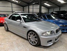 BMW 3 Series M3 SMG ONE OF THE LAST, HARD TOP INCLUDED