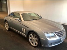 Chrysler Crossfire 3.2 Coupe 2d 3199cc auto PRIVATE PLATE INCLUDED