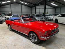 Ford Mustang 280 V8 TOTAL NUT & BOLT RESTORATION