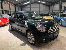 MINI Paceman 1.6TD (112bhp) Cooper D ALL4 (Chili) Hatchback 3d 1598cc SAT NAV & FULL LEATHER