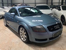 Audi TT 1.8 T quattro (180bhp) Coupe 2d 1781cc 10 SERVICE STAMPS,ONE LADY OWNER