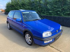 Volkswagen Golf 2.0 GTi Hatchback 3d 1984cc COLOUR CONCEPT
