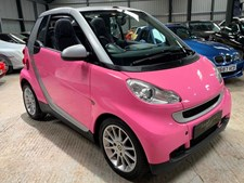 Smart Fortwo 1.0 (71bhp) Passion Cabriolet 2d 999cc