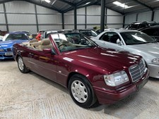 Mercedes-Benz E Class E220 Convertible FULLY RESTORED