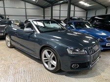 Audi S5 3.0 FSI (333ps) quattro Convertible 2d 2995cc S Tronic 430 BHP RS5 PERFORMANCE