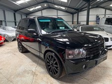Land Rover Range Rover 4.4 V8 Vogue SE Station Wagon 5d 4394cc auto REAR FACTORY TVs & BLACK PACK